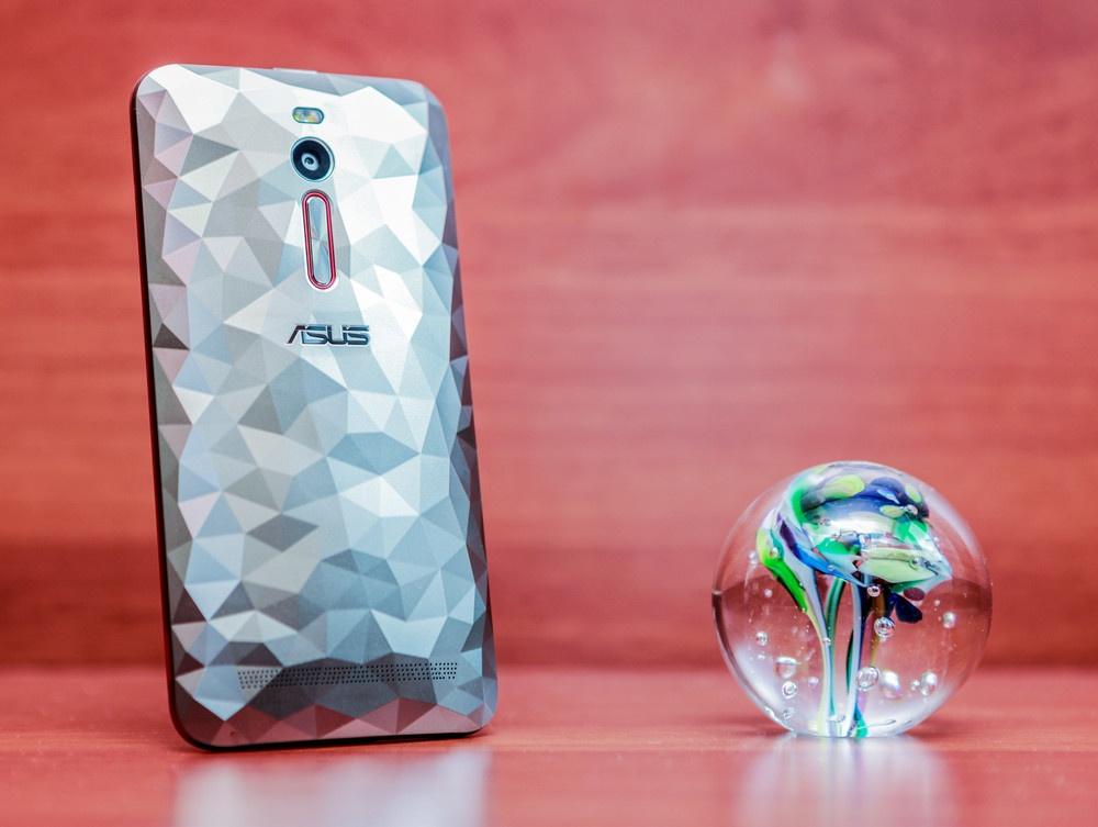 Обзор смартфона ASUS ZenFone 2 Deluxe Special Edition - 22