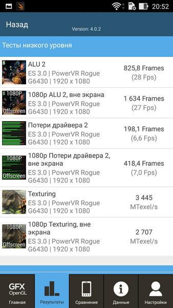 Обзор смартфона ASUS ZenFone 2 Deluxe Special Edition - 48