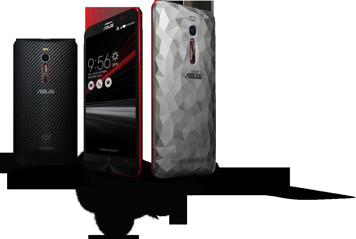 Обзор смартфона ASUS ZenFone 2 Deluxe Special Edition - 1