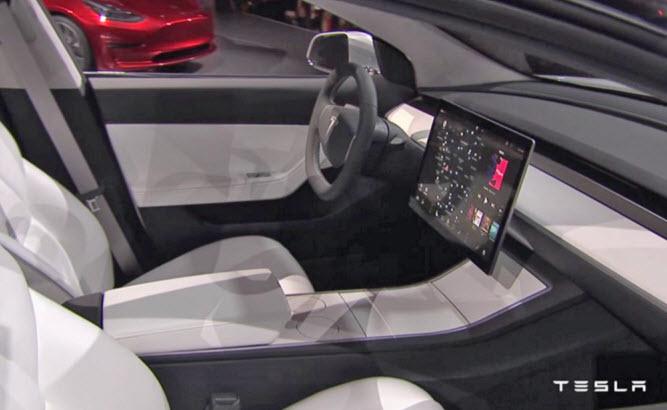 Ожидается, что поставщиком дисплеев для электромобиля Tesla Model 3 выступит LG Display