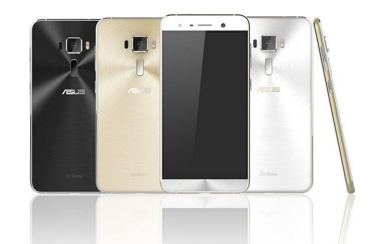 Смартфоны Asus Zenfone 3 будут похожи на флагманы Samsung