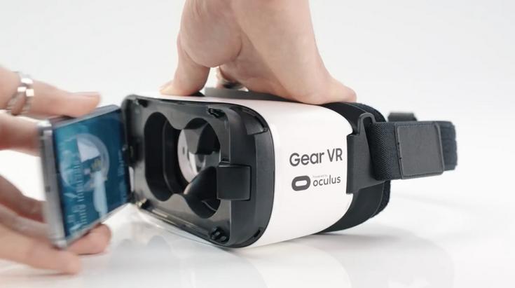 Гарнитуры Samsung Gear VR поддерживают WebVR