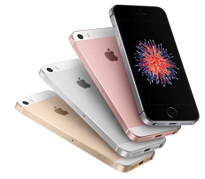 Смартфон Apple iPhone SE получил SoC Apple A9