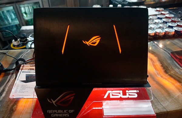 Asus ROG GL502
