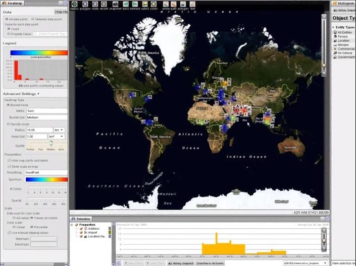 Palantir: торговля оружием и распространение пандемии - 15