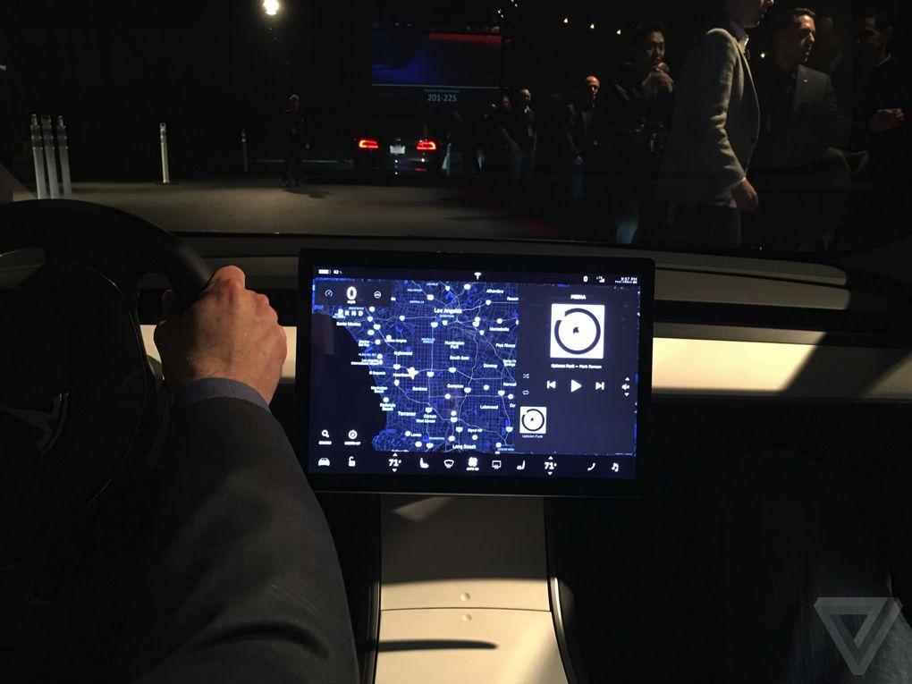 Tesla Model 3. Что о новой модели электромобиля известно на данный момент? - 2