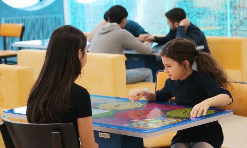 О ресторанном столе UHD-разрешения и прочих интерактивных технологиях от Kodisoft - 2
