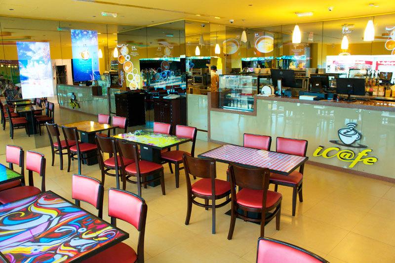 О ресторанном столе UHD-разрешения и прочих интерактивных технологиях от Kodisoft - 4