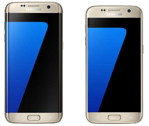 По предварительным данным, в марте продано 9,5 млн смартфонов Samsung Galaxy S7