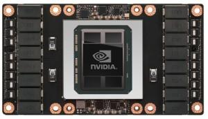 GPU GP100 располагает 3840 ядрами CUDA