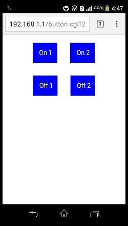 Wi-Fi-модуль WF121 и HTTP-сервер впридачу - 2