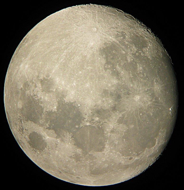 И снова про фотографирование Луны подручными средствами - 6
