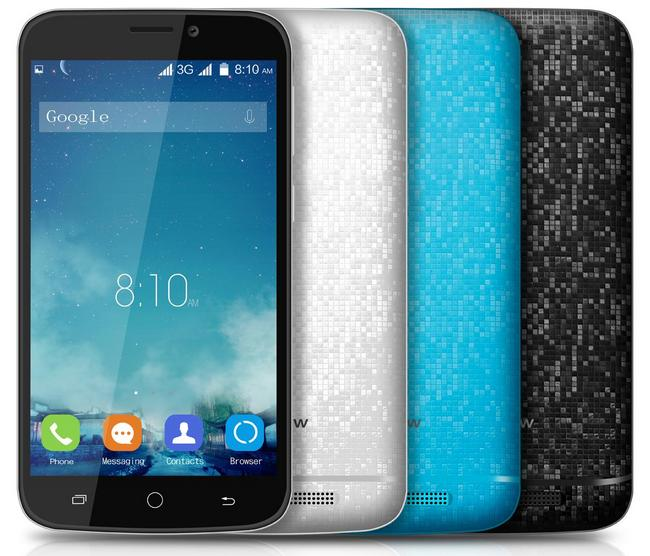 Компактный смартфон Blackview A5 оценен в $45