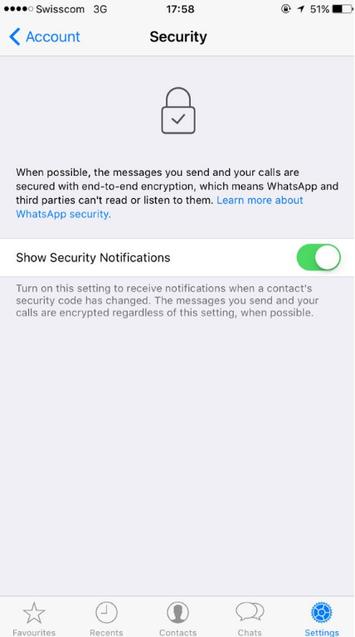 Мессенджер WhatsApp обзавелся полноценным end-to-end шифрованием по умолчанию - 3