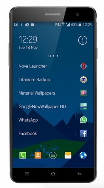 Появились новые изображения смартфона Nokia A1