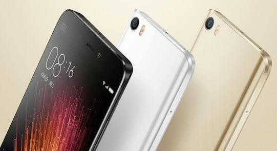 Смартфон Xiaomi Mi5S с изогнутым дисплеем, 3D Touch и сдвоенной камерой ожидается уже в августе