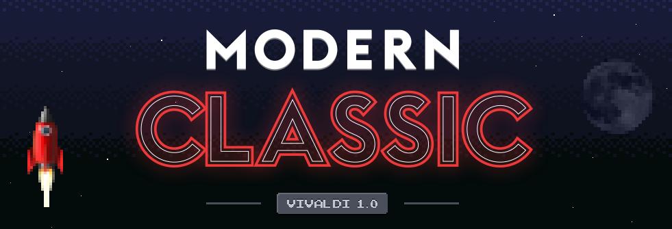 Современная классика — браузер Vivaldi 1.0 - 1