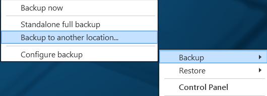 Veeam Endpoint Backup FREE 1.5: новые возможности - 5
