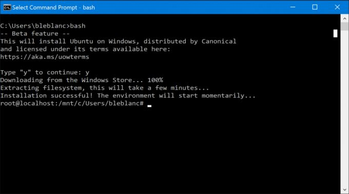 Windows 10 Insider Preview Build 14316 с Bash on Ubuntu уже доступен - 1