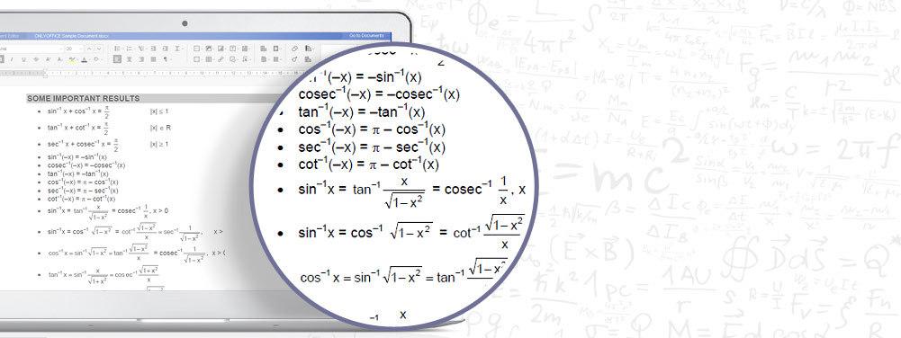 Как ONLYOFFICE помирил два поколения формул Microsoft - 1