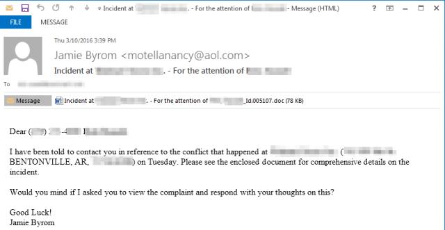 Не называй меня по имени: криптовымогатель распространяется в e-mail с точными данными получателя - 1