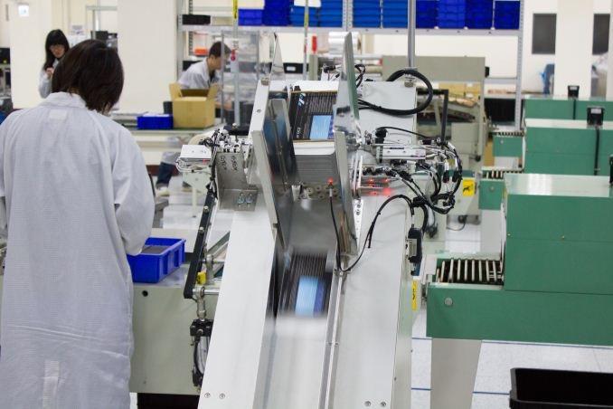 От металлического кремния до SSD: как создаются твердотельные накопители OCZ - 18