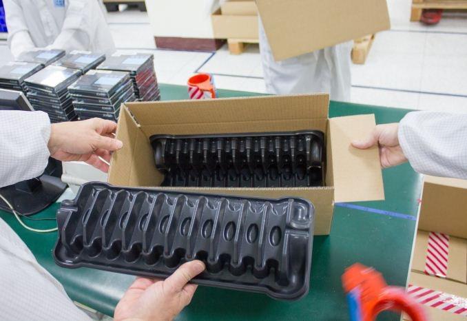 От металлического кремния до SSD: как создаются твердотельные накопители OCZ - 20