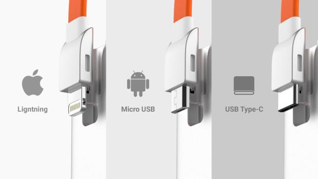 Портативный аккумулятор Thino заряжает мобильные устройство втрое быстрее конкурентов