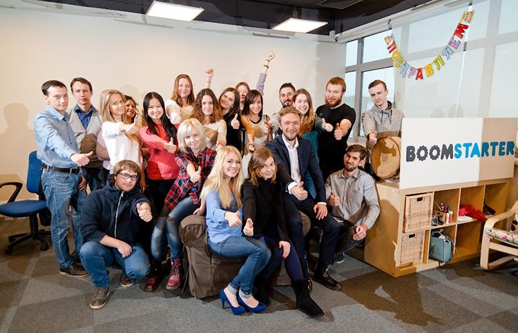 Boomstarter в облаке — кто помогает запускать новые проекты? - 1