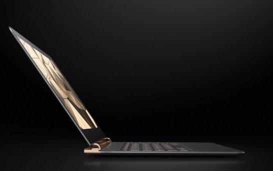 HP Spectre- самый тонкий ноутбук