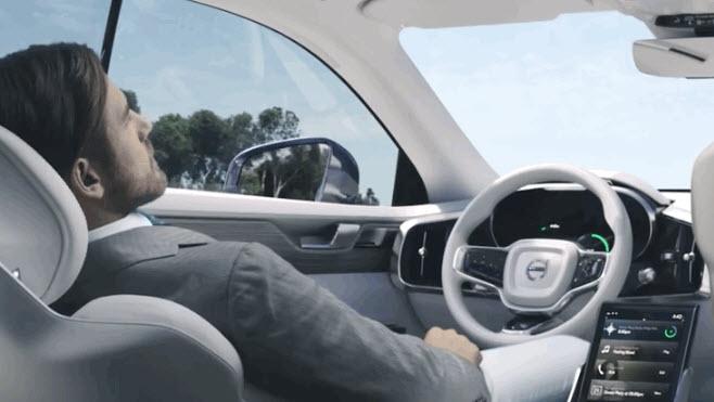Volvo планирует провести самое крупное тестирование беспилотных автомобилей в Китае
