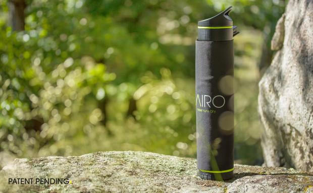 Бутылка, конденсирующая воду из воздуха, вскоре поступит в продажу - 1