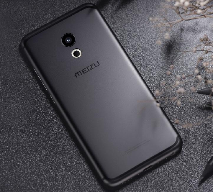 Глава Meizu опубликовал первую официальную фотографию смартфона Meizu Pro 6 в черном цвете
