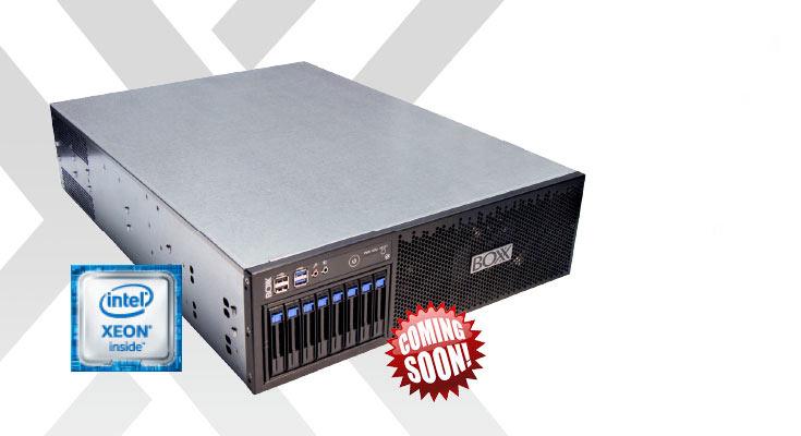 В конфигурацию FLEXX G2 входят модули на процессорах Intel Xeon и GPU Nvidia Tesla