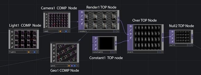 Использование камеры Intel RealSense с TouchDesigner. Часть 1 - 11