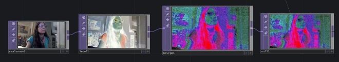 Использование камеры Intel RealSense с TouchDesigner. Часть 1 - 4