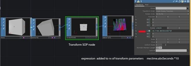Использование камеры Intel RealSense с TouchDesigner. Часть 1 - 8