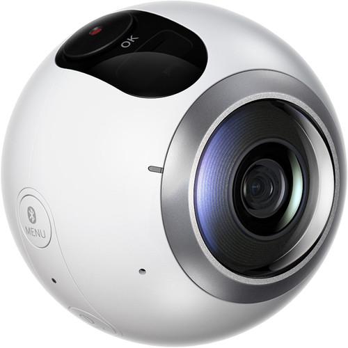 Камера Samsung Gear 360 оценена в $350