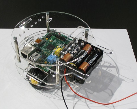 Компьютерное зрение и мобильные роботы. Часть 1 — V-REP, Python, OpenCV - 2