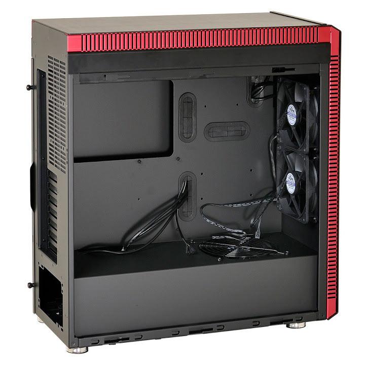 Корпус Lian Li PC-J60 изготовлен из алюминия