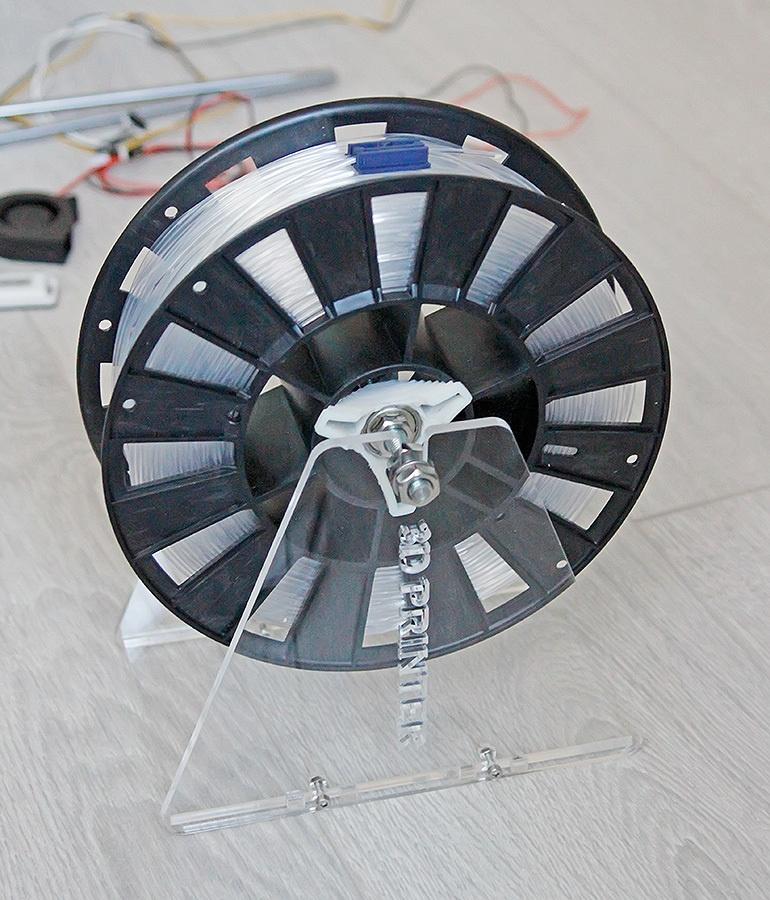 Недорогой конструктор 3D-принтера Аврора. Будет ли революция? - 19