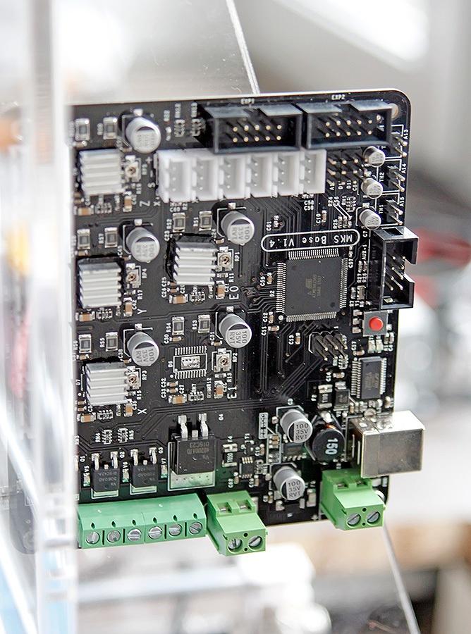 Недорогой конструктор 3D-принтера Аврора. Будет ли революция? - 31
