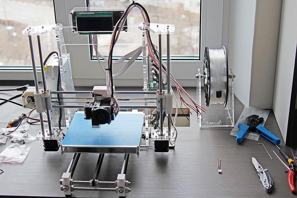 Недорогой конструктор 3D-принтера Аврора. Будет ли революция? - 38