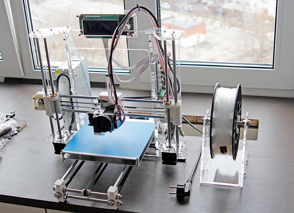 Недорогой конструктор 3D-принтера Аврора. Будет ли революция? - 39