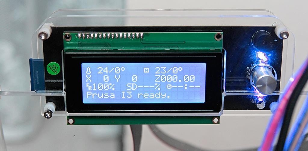 Недорогой конструктор 3D-принтера Аврора. Будет ли революция? - 43