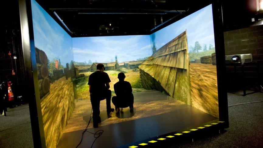 Происхождение виртуальной реальности: прототипы видеоочков и 3D шлемов из прошлого - 11