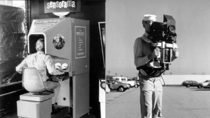 Происхождение виртуальной реальности: прототипы видеоочков и 3D шлемов из прошлого - 2