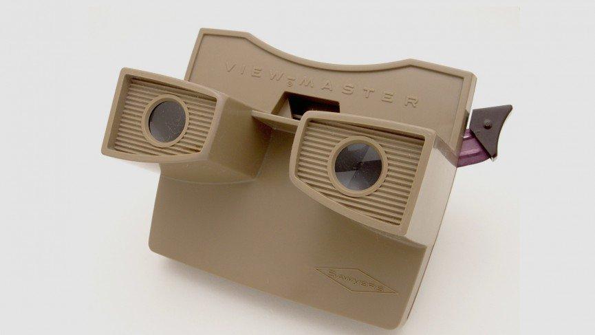 Происхождение виртуальной реальности: прототипы видеоочков и 3D шлемов из прошлого - 4