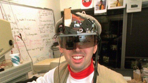 Происхождение виртуальной реальности: прототипы видеоочков и 3D шлемов из прошлого - 6
