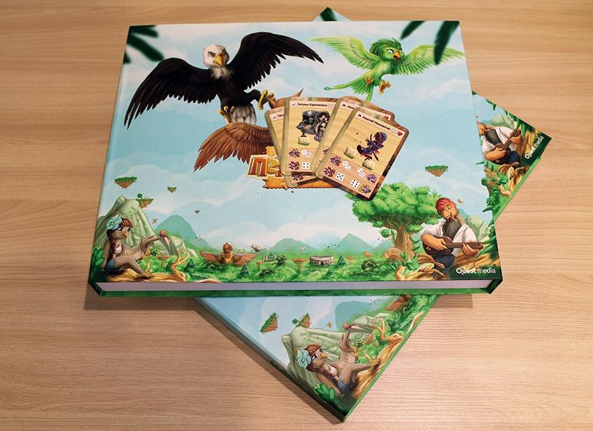 Браузерная игра Пернатск